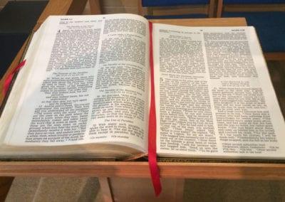 BibleLecturnSanctuary